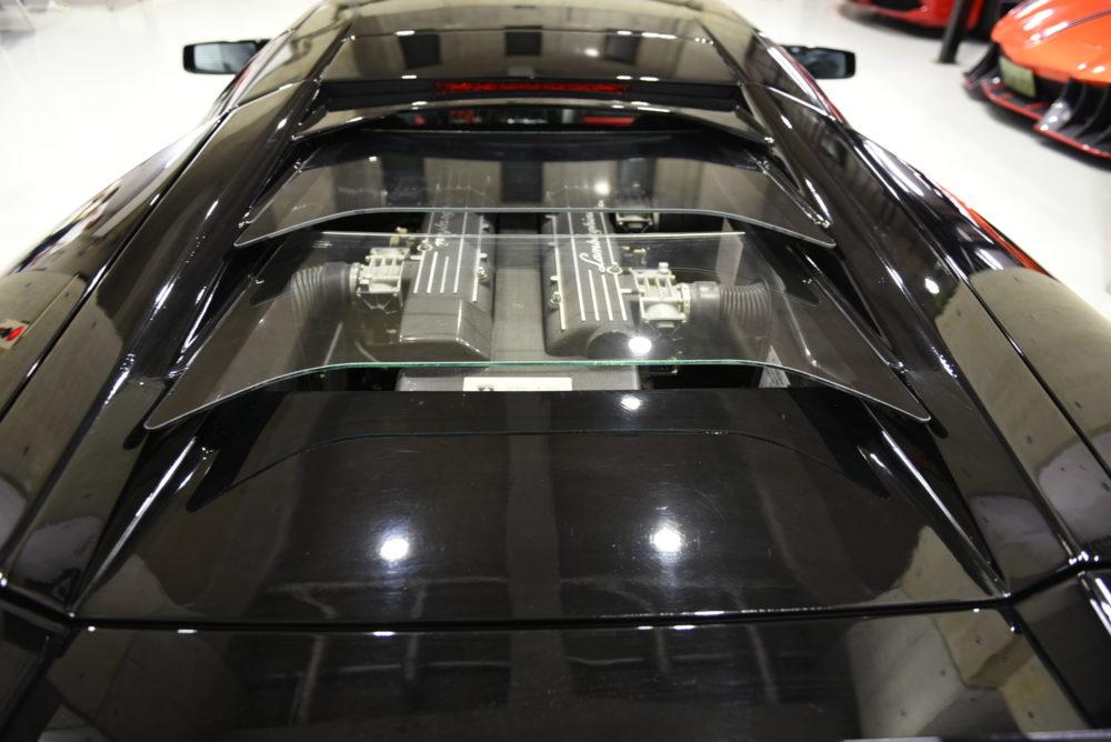 ムルシエラゴ カスタムD車 6MT