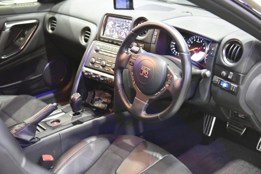 R35 GTR  ワンオーナー     カスタム多数